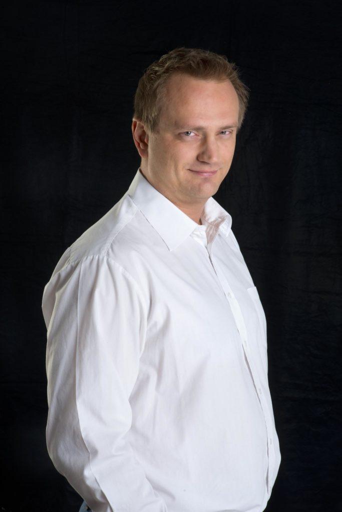 Jonas Venström, företagare, entreprenör, talare, coach och mentor